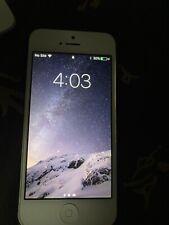 Apple iPhone 5 - 16GB - Black & Slate (Sprint) A1429 (CDMA + GSM)
