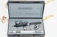 Harder and Steenbeck Evolution AL 2 in 1 two in one aluminum airbrush