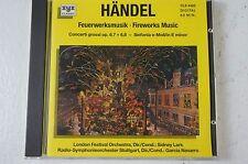 Handel fuochi musica London Festival Orchestra Sidney Lark BOX 45