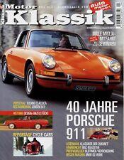 Motor Klassik 4/03 2003 Jensen 541 R MGC Porsche 911 Wartburg 311/2 Kabriolett
