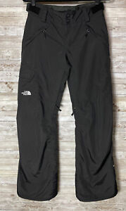 The North Face Hyvent Womens Small Snowboard Pants Vented Insulated Black