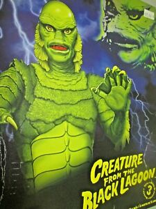 NEW 1:8 scale Creature from the Black Lagoon model kit Universal Studio Revell