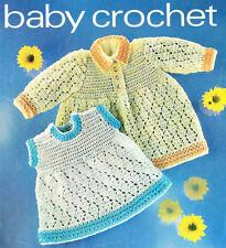 Unbranded Baby Dress Crocheting & Knitting Patterns