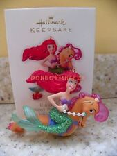 Hallmark 2010 Under the Sea Disney The Little Mermaid Ariel Christmas Ornament