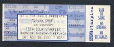 1997 Motley Crue Cheap Trick Unused Concert Ticket Dallas TX