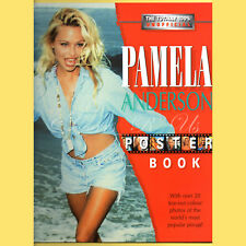 PAMELA ANDERSON ~ Rare 99 Unofficial Book~ 23 STUNNING TEAR-OUT POSTERS Baywatch