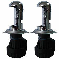 H4 H/L 6000K HID Bi-Xenon High/Low Beam 2 Replacement Headlight Bulbs (pair) 6K