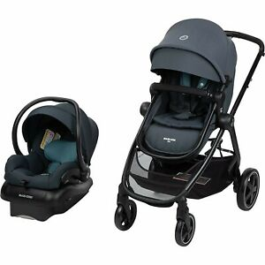 Baby Stroller with Car Seat Maxi-Cosi  Zelia 5-in-1 Modular Infant Travel System
