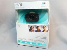 Logitech c525 HD Webcam and Microphone 720p 8mp Swivel USB 2.0 videoconferencing
