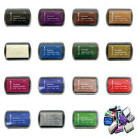 DOVECRAFT PREMIUM PIGMENT INK STAMP PAD 15 COLOURS TO CHOOSE FROM & FREE POSTAGE