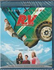 RV (2006) BLU-RAY NEW AUDIO: ENG. POLISH CZECH RUSSIAN THAI PORTUGUESE SPANISH