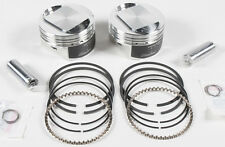 WISECO V-TWIN PISTON KIT 1200 SPORTSTER 10.5:1 COMP