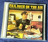 P.D.Q. Bach On The Air ~ Professor Peter Schickele -- Digitally Mastered (CD)