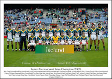 International  Rules Champions (Cormac McAnallen Cup): GAA Print