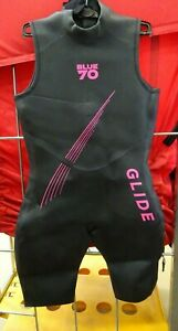blueseventy Women's Glide Shortie Wetsuit Black SIZE: WLA BLACK ]