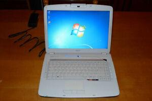 PC Portatile Notebook Ricondizionato ECONOMICO Acer Aspire 5920G Tastiera NUOVA!