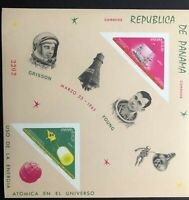 Panama 1965 / Nuclear Power for Peace mnh* (imperf)