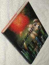 "1981 ""Los Angeles 200"" Seidenbaum & Malmin Hdcvr Book Owned by Millionaire Mb"