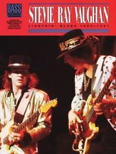 Stevie Ray Vaughan - Lightnin' Blues, 1983-1987 BASS Songbook Sheet Music