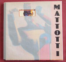 MATTOTI BD EO TL 200 EX. N/S   ALBIN MICHEL