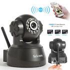 Wireless CCTV Indoor WI-FI 720P P2P IP Network IR Security Camera Night Vision
