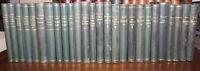 1891 to 1930 23 Bernard Tauchnitz Titles in 26 Volumes Good Condition Leipzig