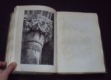 THE SEVEN LAMPS OF ARCHITECTURE by John Ruskin  Buildings Design / Churches 1880