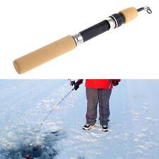 60Cm Pocket Winter Ice Fishing Fish Rod Mini Tackle Spinning Casting Portable