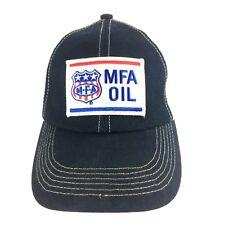 VTG K-Products Snapback Mesh Trucker Hat MFA Oil Patch Cap Farming Petroliana