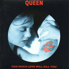 ★☆★ CD Single QUEEN Too much love will kill you 2-track CARD SLEEVE ★☆★