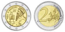 BELGIEN 2 EURO 450. TODESTAG VON PIETER BRUEGEL DEM ÄLTEREN 2019 bankfrisch