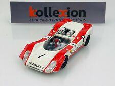 BEST 9093 PORSCHE 908/2 n°1 Nurburgring 1969 Siffert - Redman 1.43