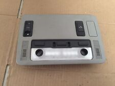 BMW OEM E63 645 650 COUPE FRONT HEADLINER SUN ROOF SWITCH DOME READING LIGHT