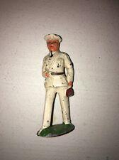 Dicast Metal Vintage Military Figurine