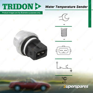 Tridon Water Temperature Switch with Warning Light for Audi A3 S3 TT