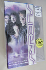 Sliders - Seasons 1 & 2 (Dual Dimension Edition DVD) NEW SEALED