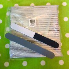 12 DL Professional Jumbo 3-Way Nail Buffer High Gloss Shine Acrylic Gel