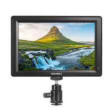"FEELWORLD F7 7"" IPS HD 1920x1200 4K HDMI Input/ Output On-camera field Monitor"