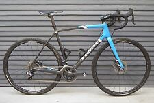 2015 Trek Boone 9/5 Carbon Cyclocross CX bike Shimano Ultegra Di2 11-speed 56cm