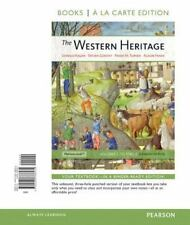 The Western Heritage, Volume 1, Books a la Carte Edition (11th Edition) by Kaga