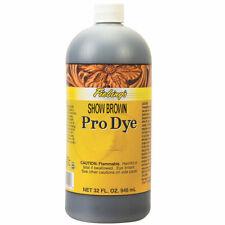 Fiebing'S Professsional Oil Dye Show Brown 32 Ounce U-032Z