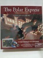 The Polar Express Holiday Gift Set DVD Book & Santa's Sleigh Bell Sealed NIB