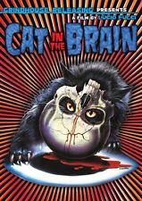Cat In The Brain DVD lucio fulci gore sleaze horror giallo 2 disc set