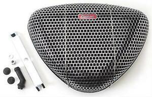 Edelbrock 1002 Pro-Flo Chrome Reusable Air Cleaner / Filter