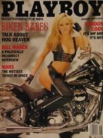 Playboy August 1997 | Kalin Olson Ellen K Biker Babes   #961+