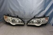 JDM 2007 Subaru Legacy BPE BP5 BL5 BP BL STI HID Headlights Lights Lamps Set OEM