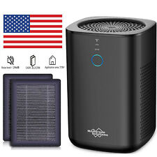 Home Large Room Air Purifier Hepa Air Cleaner for Allergies Remove Smoke Dust