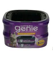 Genuine Litter Genie Refill (2 Pack) Basic Refills