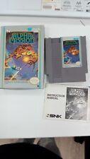 ALPHA MISSION. Nintendo NES (Sega,Atari) VGC/TBE !