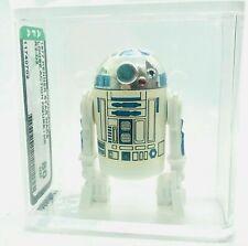 Vintage 1977 Kenner Star Wars~~R2-D2~~ AFA 80 NM Near Mint~Archival Case